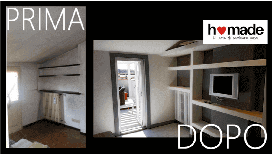 Home Staging Firenze Appartamento Fortezza